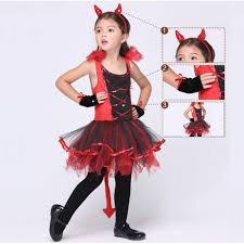 #childrencostumes Halloween Lovely Costume Girl Skirt Dress Vampire Costume  With Cute Gloves And Headdress Cosplay * See This Excellent Item.