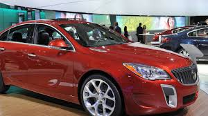 2016 Buick Regal gs New Performance Show - YouTube