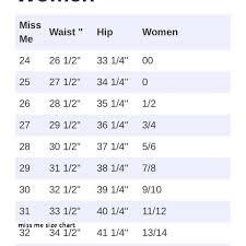 Weekday Size Chart Levis Jeans Size Chart Lovely Jeans Women S Denim Denim
