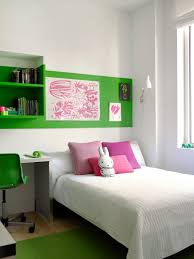 Pink And Green Walls In A Bedroom Setting A Rooms Mood With Color Hgtv