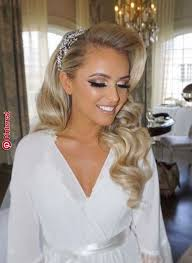 27 gorgeous beach wedding makeup and hairstyle ideas