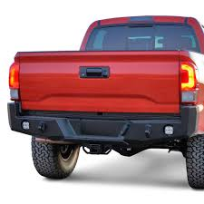 Expedition One® - Toyota Tacoma 2016-2018 RangeMax Full Width Rear ...