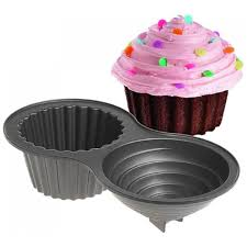 Wilton 3d Giant Cupcake Cake Tin Baking Pan 2105 5038 From Only 2121
