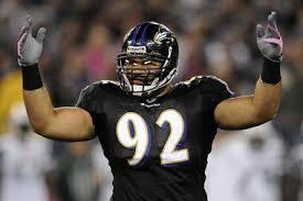 com Ngata Cleveland For 'a Dominant Haloti Ravens Force' -