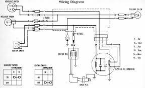 honda z50 wiring schematic honda wiring diagrams