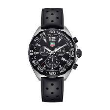 tag heuer formula 1 men s chronograph black strap watch tag heuer formula 1 men s chronograph black strap watch full size image