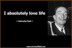 Salvador Dali Quotes Custom Salvador Dali Quotes At StatusMind Page 48 StatusMind