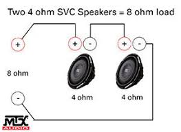 monoblock amp wiring diagram subwoofer wiring diagrams mtx audio serious about sound®