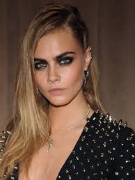 google confirms cara delevingne and her bold brows are trending allure