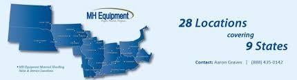 Mh Equipment Company Ottumwa Ia Company From Iowa Ottumwa