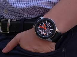 <b>Умные часы Samsung Galaxy</b> Watch обзавелись полезными ...