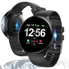 <b>Bluetooth Smart Watch</b> , Health & Fitness Tracker Smartwatch Heart ...