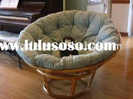 half moon wicker chair design ideas