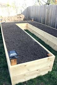 planter boxes diy vegetable planter boxes plans