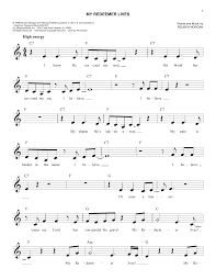 Sheet Music Digital Files To Print Licensed Lead Sheet