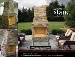 Ideas Of Natural Stone Fireplace with Wood Storage and Brick Paver