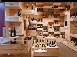 Cave  vin-Albert Reichmuth Wine Store by OOS