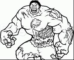 Small Picture beautiful how to draw zombie coloring pages with incredible hulk