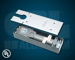 crl arch floor mounted door closers