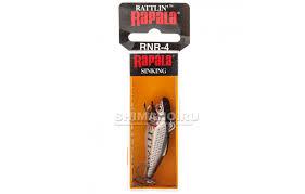 Купить <b>RAPALA RATTLIN</b>' <b>RAPALA</b> RNR07-S в Москве в интернет ...