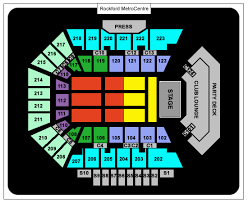 Bmo Harris Bank Center Seating Chart Ticket Solutions