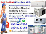 Air Conditioning Maintenance & Ducting Works
