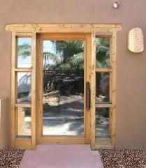 solid wood front door with glass front door wood with glass adding glass to solid wood