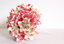 Paper Origami Flower Bouquet Everlasting Origami Paper Flower Bouquet Meandyoulookbook