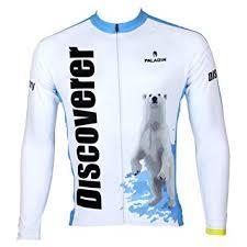 Amazon Com Paladinsport Mens Discovery Polar Bear White