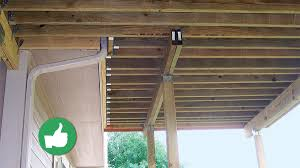 Post And Beam Deck Design Top 10 Deck Building Mistakes Fine Homebuilding