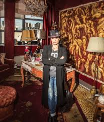 marvellous home office outline. Amy Sherman-Palladino In Her New York Office. Marvellous Home Office Outline