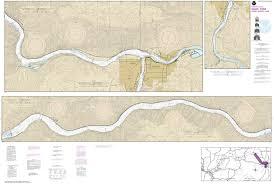 18548 Snake River Lower Granite Lake Nautical Chart