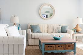 Coastal Beach Condo Decor