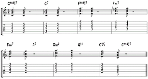 The 10 Most Popular Jazz Chord Progressions + Guitar Examples