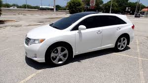 TOYOTA VENZA LIMITED 2010 (JUSBER MUNOZ) (FOR SALE) - YouTube