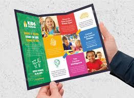 tri fold school brochure template school tri fold brochure template school brochure template psd