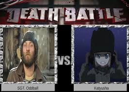 SGT. Oddball vs Katyusha by TaskForcePony on DeviantArt via Relatably.com
