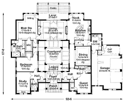 French provincial  House plans and French on Pinterest