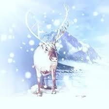 Bilderesultat for julebilde reinsdyr