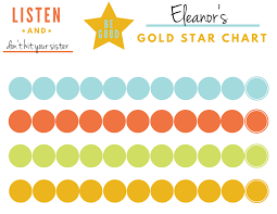 Gold Star Sticker Chart 4 Ways To Reset Your Toddlers Bad Day Behavior Sticker