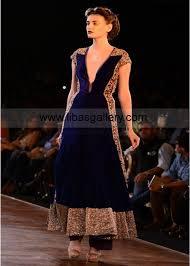royal blue skidale indian wedding dresses