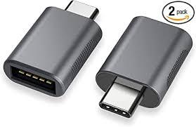 nonda <b>USB</b> C to <b>USB</b> Adapter(<b>2 Pack</b>)