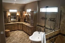 Bathroom Remodeling Contractors Concept