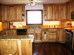 Hickory Kitchen Knotty Hickory Kitchen Cabinets New Furniture Tips For Getting