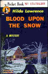 A 1001 MIDNIGHTS review: HILDA LAWRENCE – Blood Upon the Snow.