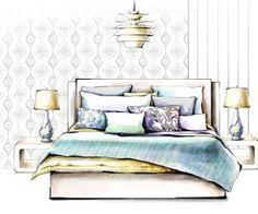 Interior Design Bedroom Sketches corycme
