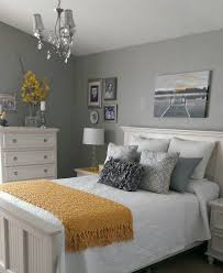 gray and yellow bedroom master bedroom
