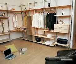 furniture modern wardrobe closet storage design with wooden base and hardwood floor tiles ideas