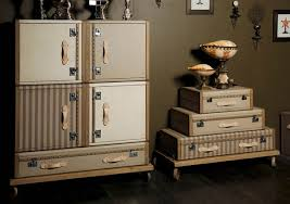 old modern furniture. Vintage Furniture That Look Like Old Suitcases Modern E