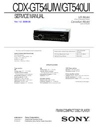 sony xplod cdx gt310mp wiring diagram inside gt07 gooddy org sony car stereo wiring diagram at Sony Cdx Gt310mp Wiring Diagram
